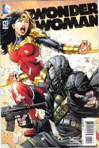 Wonder Woman (2011 series) #42, NM + (Stock photo)