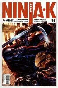 Ninjak #14 Cvr B (Valiant, 2018) NM