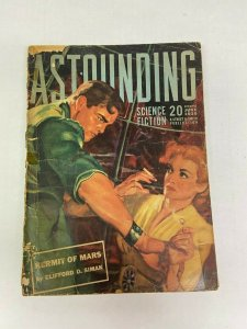 Astounding Science Fiction Pulp June 1939