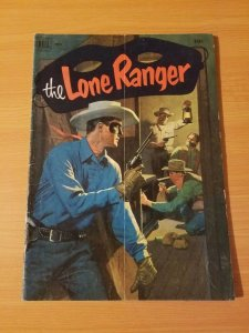 The Lone Ranger #47 ~ FINE - VERY FINE VF ~ (1952, Dell Comics)