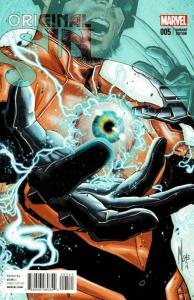 NM Original Sin #2 RI 1:10 Teaser Variant Marvel, 2014