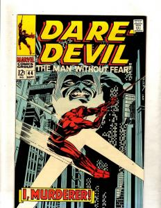 Daredevil # 44 NM Marvel Comic Book Spider-Man Defenders Avengers Hulk FM4