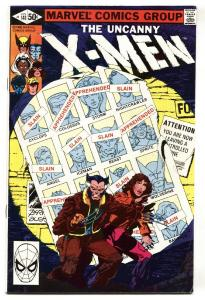 X-MEN #141-DAYS OF FUTURES PAST-1981-MARVEL-VF-