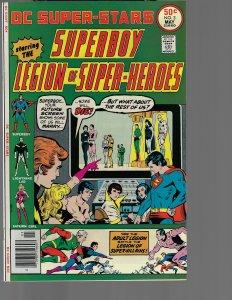 DC Super-Stars #3 (DC, 1976) NM
