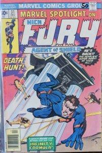 Marvel Spotlight #31 (1976)