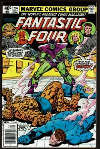 Fantastic Four #206 (May 1979, Marvel) 7.5 VF-