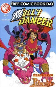 Molly Danger FCBD #2013 VF; Action Lab | save on shipping - details inside
