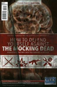 Mocking Dead, The (Vol. 1) #3 VF/NM; Dynamite   save on shipping - details insid