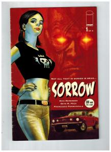 Sorrow # 1 NM Image Comic Books Part 1 Of 4 Not All That Is Buried Is Dead!! SW1