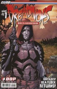 G.I. Joe Dreadnoks: Declassified #1A VF/NM; Devil's Due | save on shipping - det