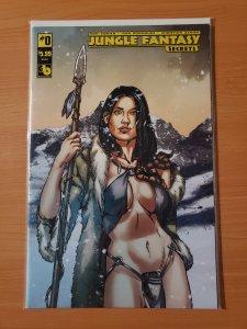 Jungle Fantasy Secrets #0 Tundra Variant Cover