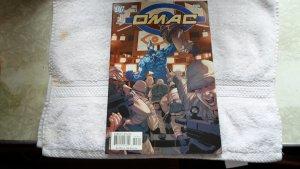 06 DC COMICS OMAC ( HIGH GRADE ) # 3 OF 8