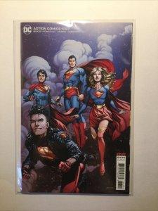 Action Comics 1027 Variant Near Mint Nm Dc Comics