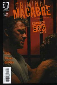Criminal Macabre: Cell Block 666 #2 FN; Dark Horse | save on shipping - details