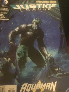 DC Justice League #12 Mint The New 52