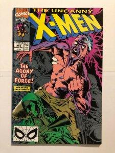 Uncanny X-Men 263