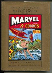 Marvel Masterworks Golden Age Marvel Comics-Carl Burgos-Vol 6-2009-HC-VG/FN