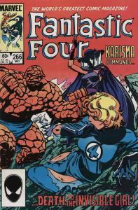Fantastic Four (Vol. 1) #266 VF; Marvel | save on shipping - details inside