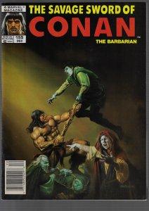 Savage Sword of Conan #155