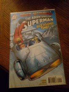 Adventures of Superman #542 (1997)
