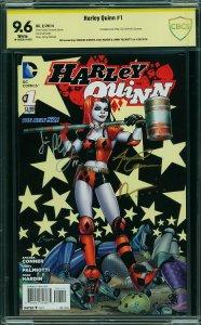 Harley Quinn #1 (DC, 2014) CBCS 9.6