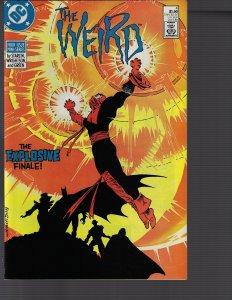 Weird #4 (DC, 1988) NM