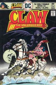 Claw the Unconquered #6 FN; DC   save on shipping - details inside