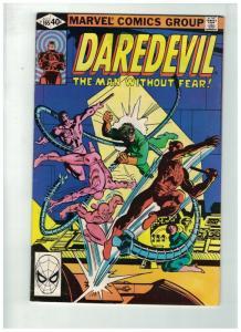 DAREDEVIL 165 FINE July 1980 MILLER