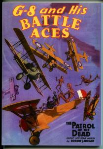 G-8 & His Battle Aces #28 3/1936-Adventure House reprint-2008-Hogan-pulp-VF/NM