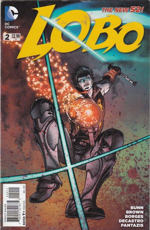 Lobo #2 (2015)