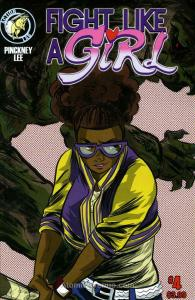 Fight Like A Girl #4 VF/NM; Action Lab | save on shipping - details inside