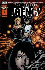 Agency, The #4 VF/NM; Image | save on shipping - details inside