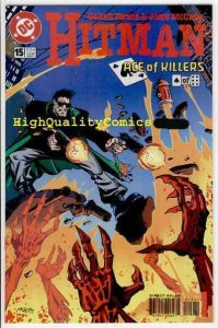HITMAN #15, NM+, Garth Ennis, John McCrea, Merc, Catwoman, 2002, more in store