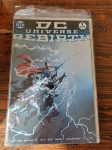 DC Universe: Rebirth #1 (2016)