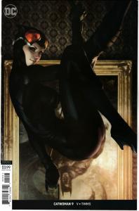 Catwoman #9 Artgerm Variant Cvr (DC, 2019) NM