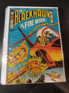 BLACKHAWK #85 GOLDEN AGE CLASSIC
