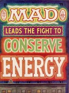 Mad (1952 series) #168, Fine (Stock photo)