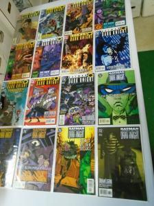 Batman Legends of the Dark Knight Lot #0-182+Ann:#1-4, 178 Diff. Avg 8.5 VF+