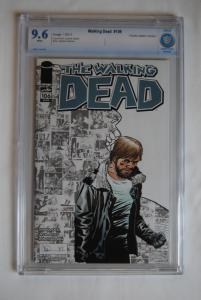 The Walking Dead #106, 9.6