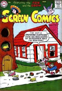 Real Screen Comics #108, Poor (Stock photo)