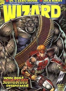 Wizard: The Comics Magazine #36A VF/NM; Wizard | save on shipping - details insi