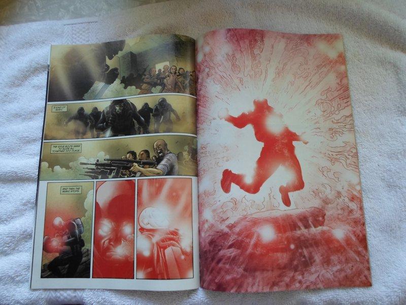 DC COMICS THE NEW 52 MEN OF WAR # 3 (* 2011 )