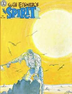 Spirit, The (Magazine) #28 VG; Warren | low grade comic - save on shipping - det