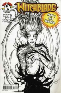 Witchblade #116 (2nd) VF/NM; Image | save on shipping - details inside