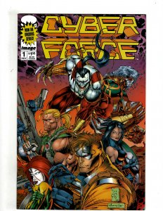 Cyber Force #1 (1993) OF10
