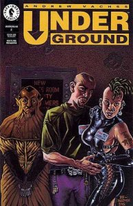 Underground (1993 series) #2, NM + (Stock photo)