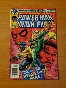 Power Man #54 Newsstand Edition ~ NEAR MINT NM ~ (1978, Marvel Comics)