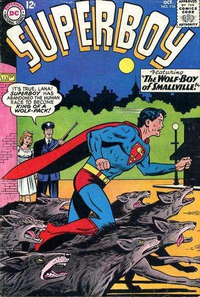 Superboy (1949 series) #116, VG- (Stock photo)