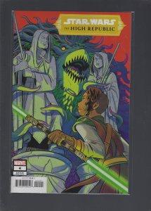 Star Wars High Republic #4 Variant