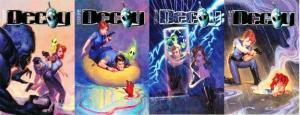 DECOY (2002 PENNY-FARTHING PRESS) 1-4 Storm Of Century COMICS BOOK
